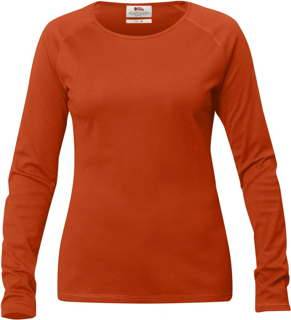 FjallRaven High Coast Sweater W Flame Orange-30