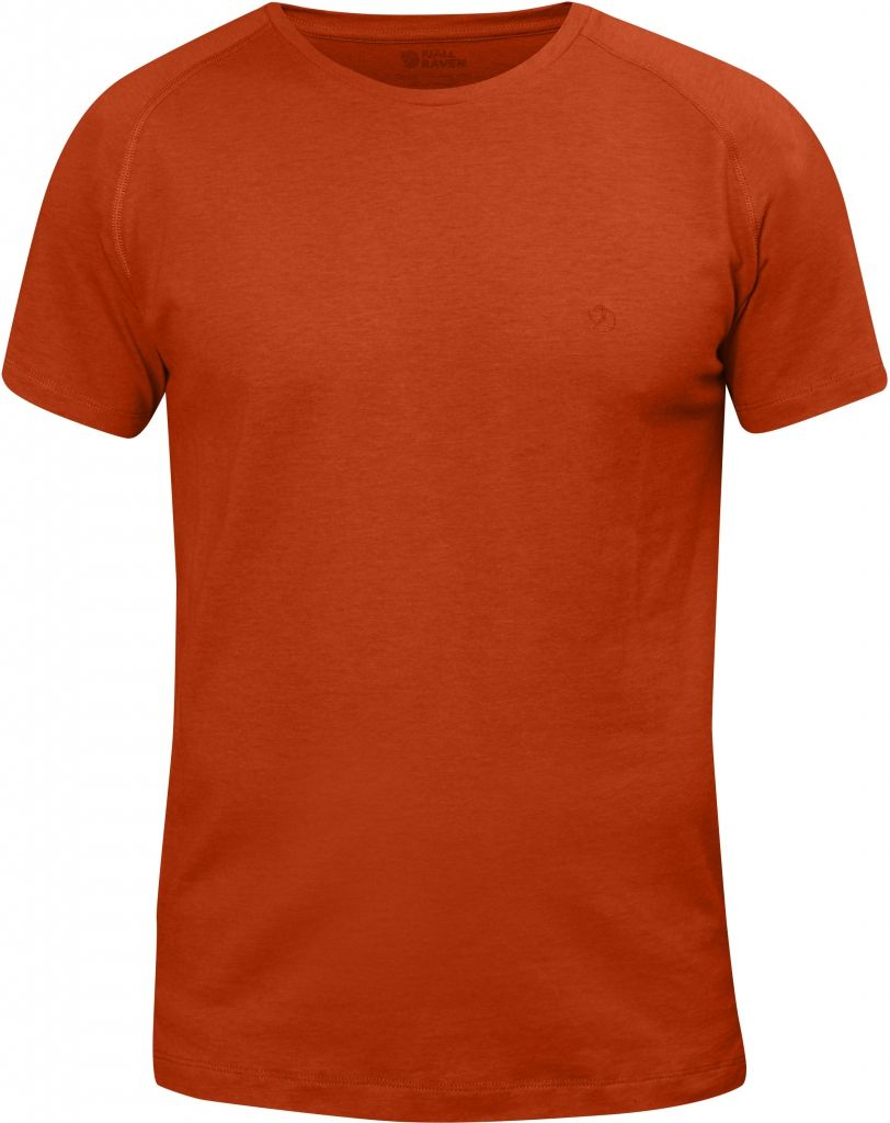 FjallRaven High Coast T-shirt Flame Orange-30