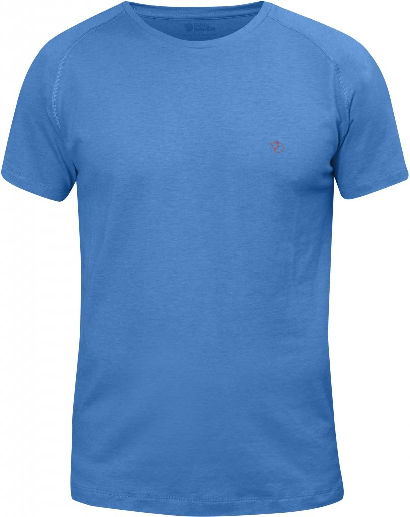 FjallRaven High Coast T-shirt UN Blue-30