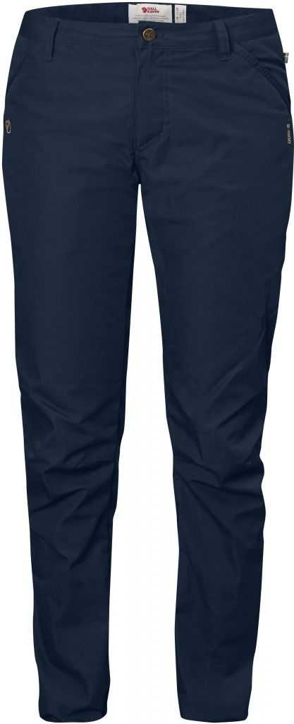FjallRaven High Coast Trousers W Navy-30