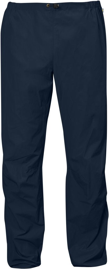 FjallRaven High Coast Wind Trousers Navy-30
