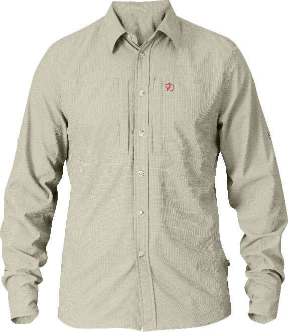 FjallRaven Hjort Shirt Light Beige-30