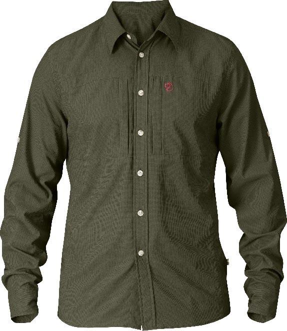 FjallRaven Hjort Shirt Tarmac-30