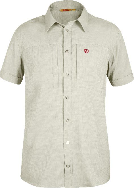 FjallRaven Hjort SS Shirt Light Beige-30