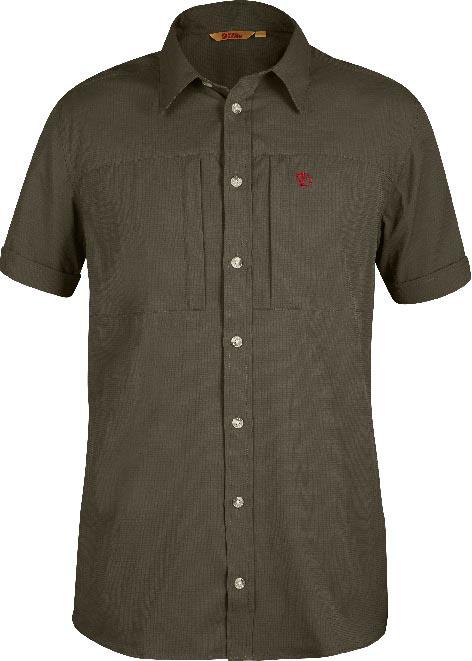 FjallRaven Hjort SS Shirt Tarmac-30