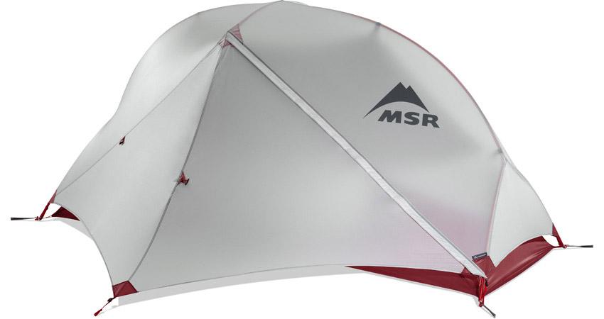 MSR Hubba NX Gray-30