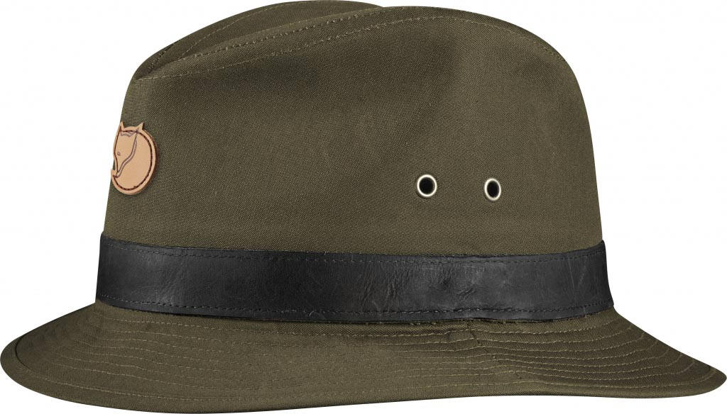 FjallRaven Humphrey Hat Dark Olive-30