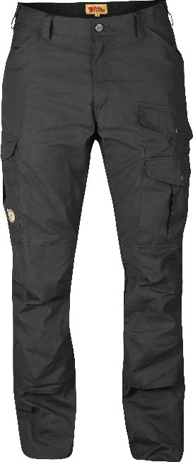 FjallRaven Iceland Pro Trousers Dark Grey-30
