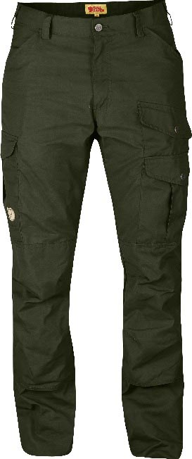 FjallRaven Iceland Pro Trousers Olive-30