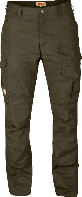 FjallRaven Iceland Pro Trousers Dark Olive-30