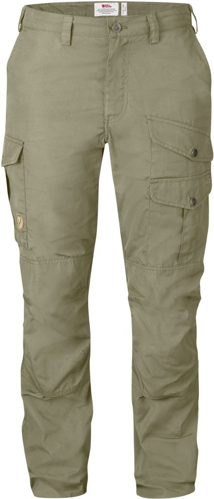 FjallRaven Iceland Trousers W. Light Khaki-30