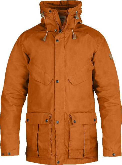 FjallRaven Jacket No. 68 Burnt Orange-30