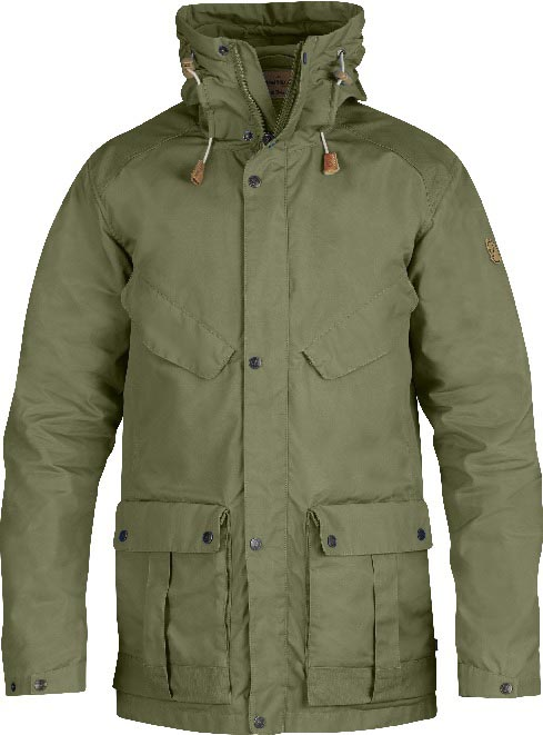 FjallRaven Jacket No. 68 Green-30