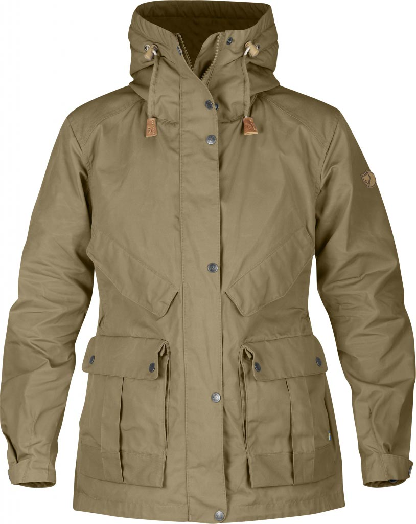 FjallRaven Jacket No.68 W Sand-30