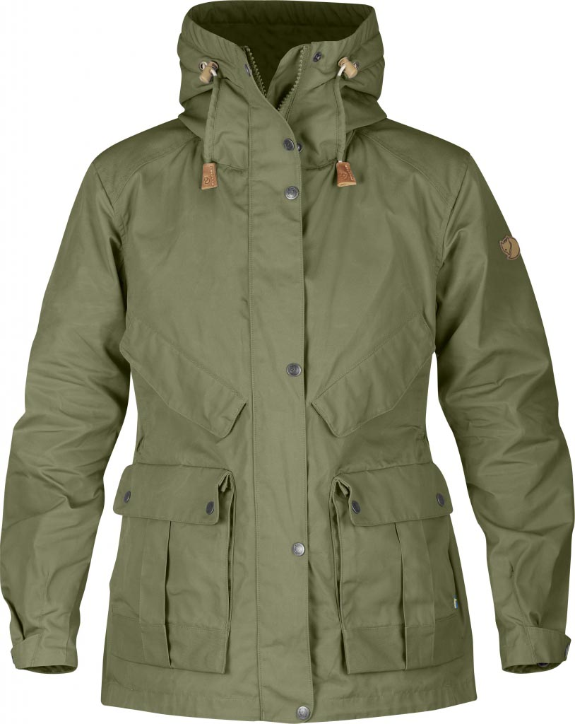 FjallRaven Jacket No.68 W Green-30