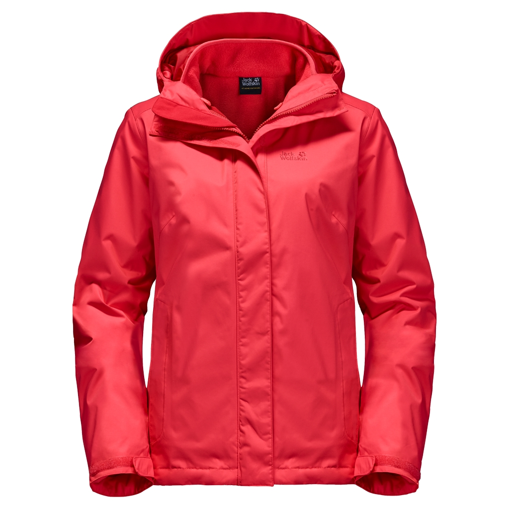 Jack Wolfskin Crush´N Ice Women hibiscus red-30