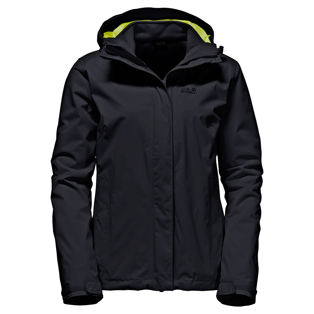 Jack Wolfskin Crush´N Ice Women black-30