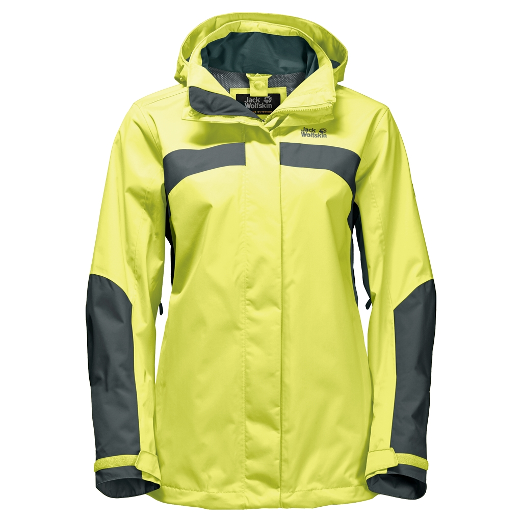 Jack Wolfskin Topaz Women bright absinth-30