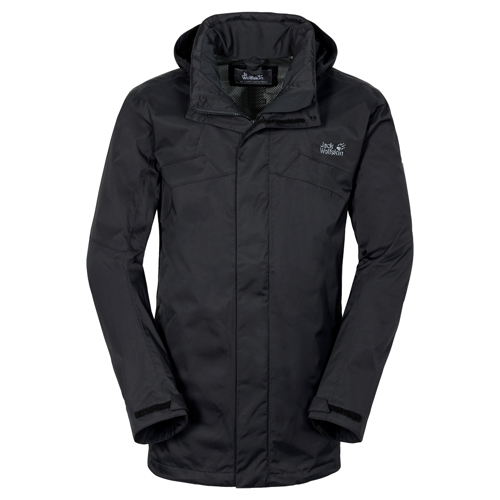 Jack Wolfskin Topaz Men black-30