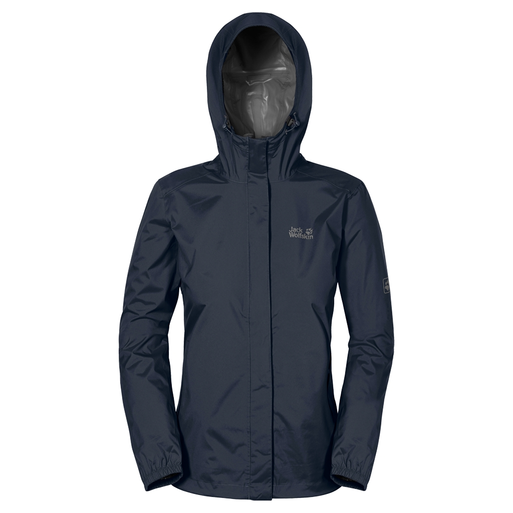 Jack Wolfskin Cloudburst Jacket Women night blue-30