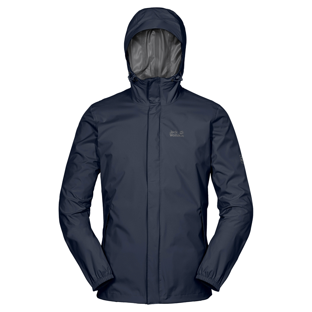 Jack Wolfskin Cloudburst Jacket Men night blue-30