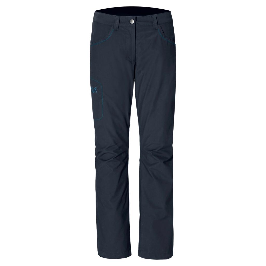 Jack Wolfskin Rainfall Pants Women night blue-30