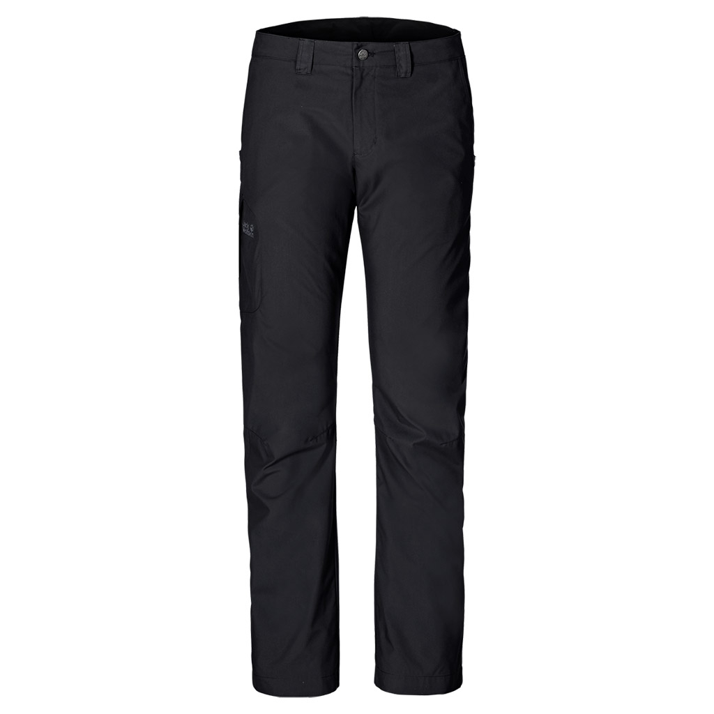 Jack Wolfskin Rainfall Pants Men black-30