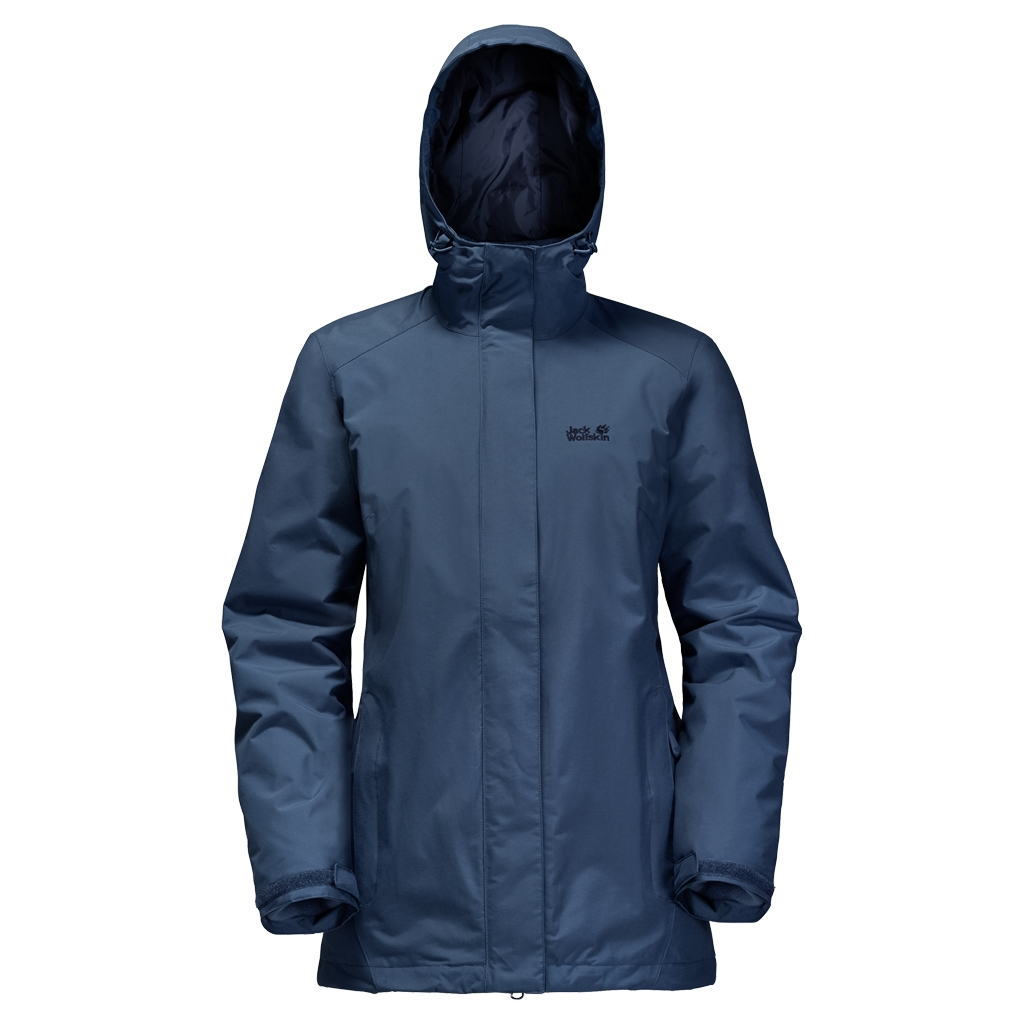 Jack Wolfskin Iceland 3In1 Women dark sky-30