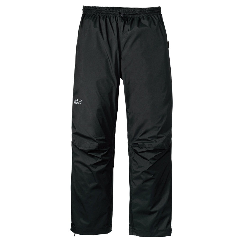 Jack Wolfskin Cloudburst Pants Men black-30