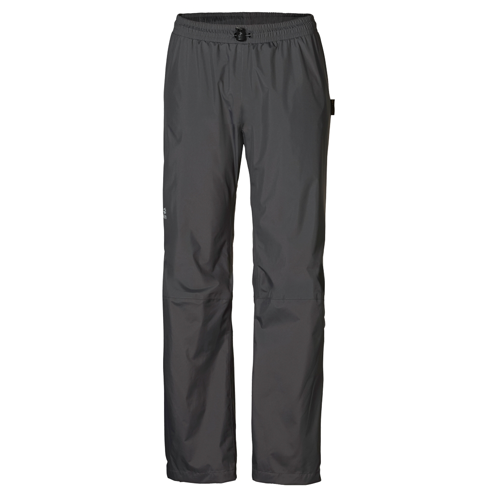 Jack Wolfskin Cloudburst Pants Women dark steel-30