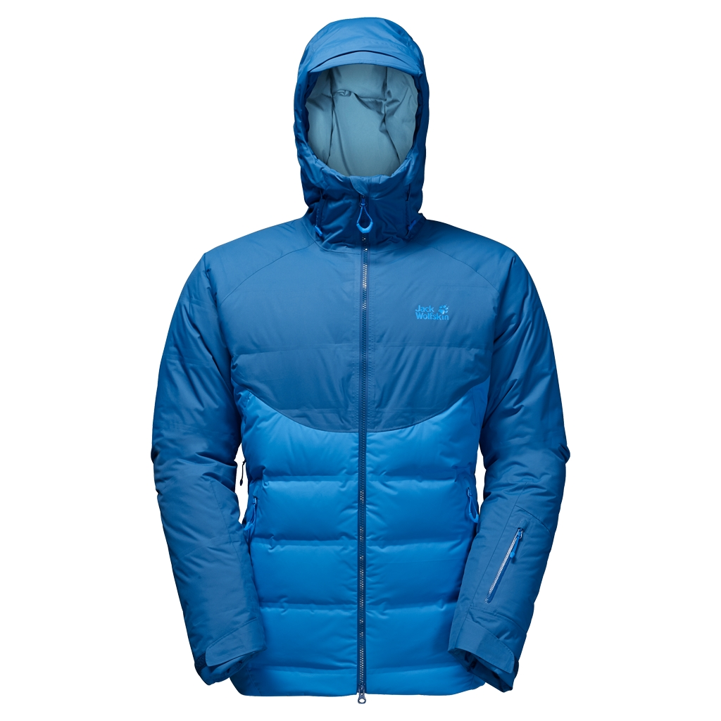 Jack Wolfskin Texapore Downshell Tec Men brilliant blue-30