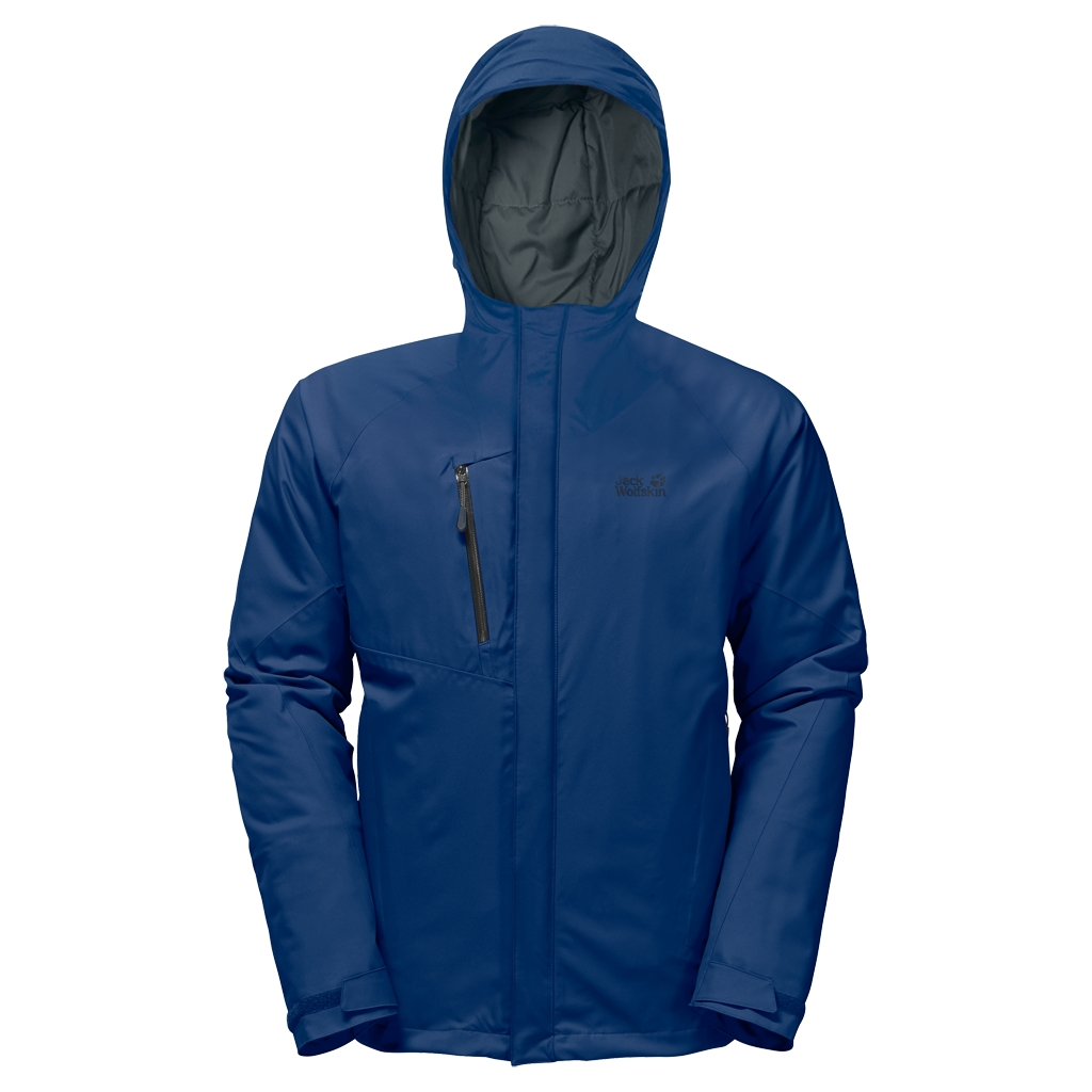 Jack Wolfskin Troposphere Men deep sea blue-30