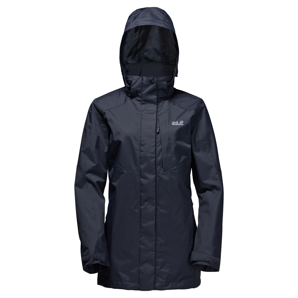 Jack Wolfskin Mellow Range Flex night blue-30