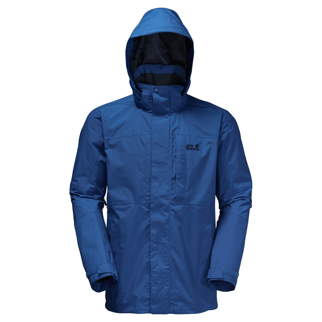 Jack Wolfskin Brooks Range Flex deep sea blue-30