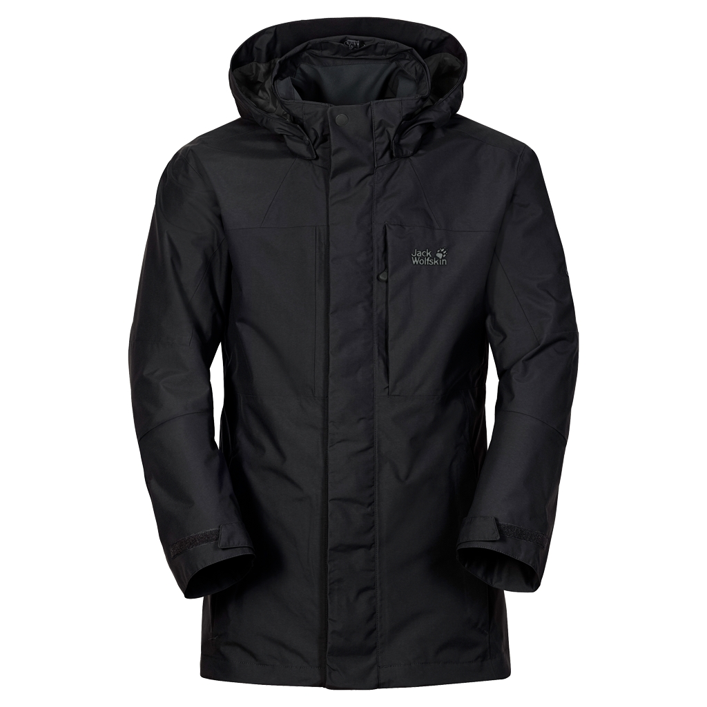 Jack Wolfskin Brooks Range Flex black-30