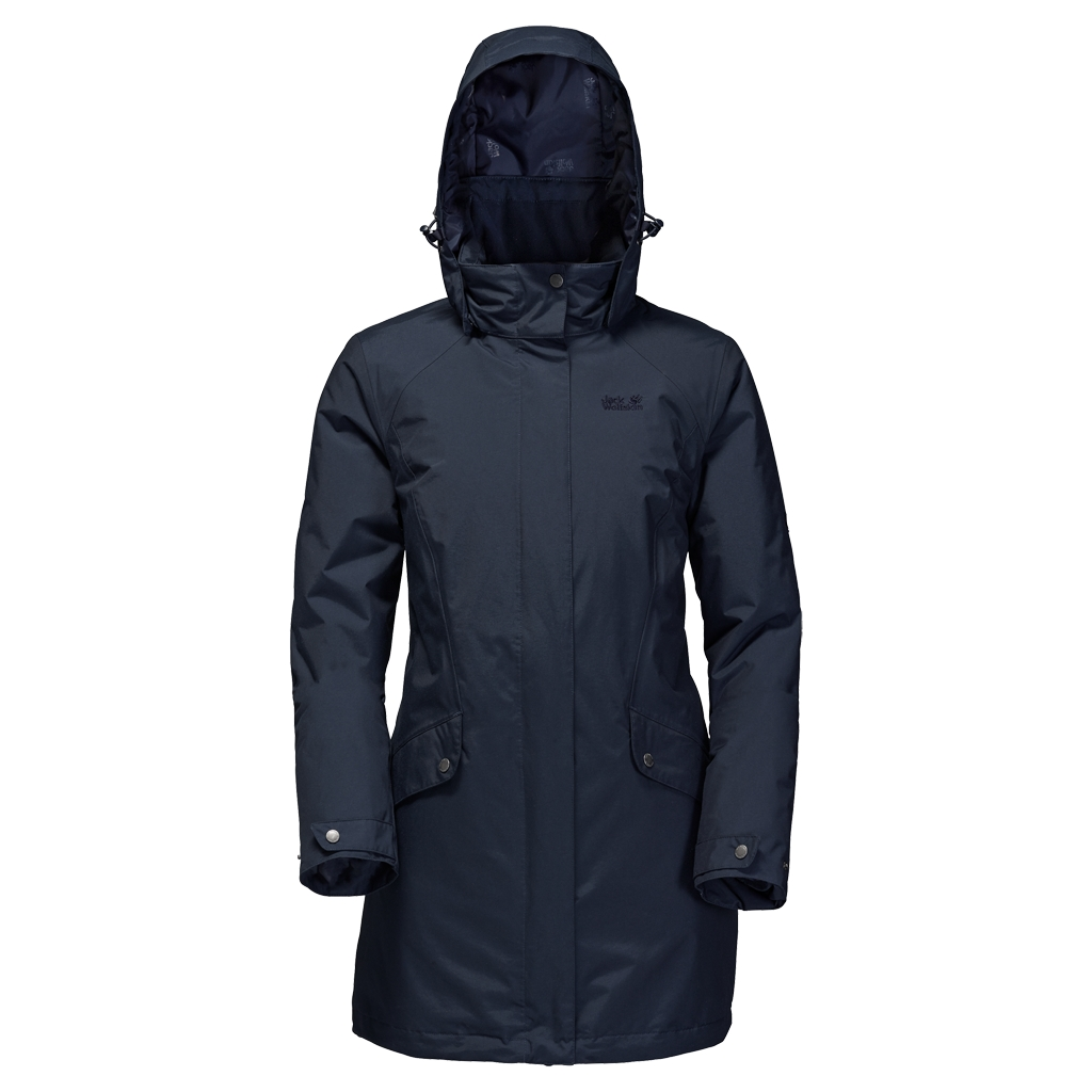 Jack Wolfskin Salisbury Plains night blue-30