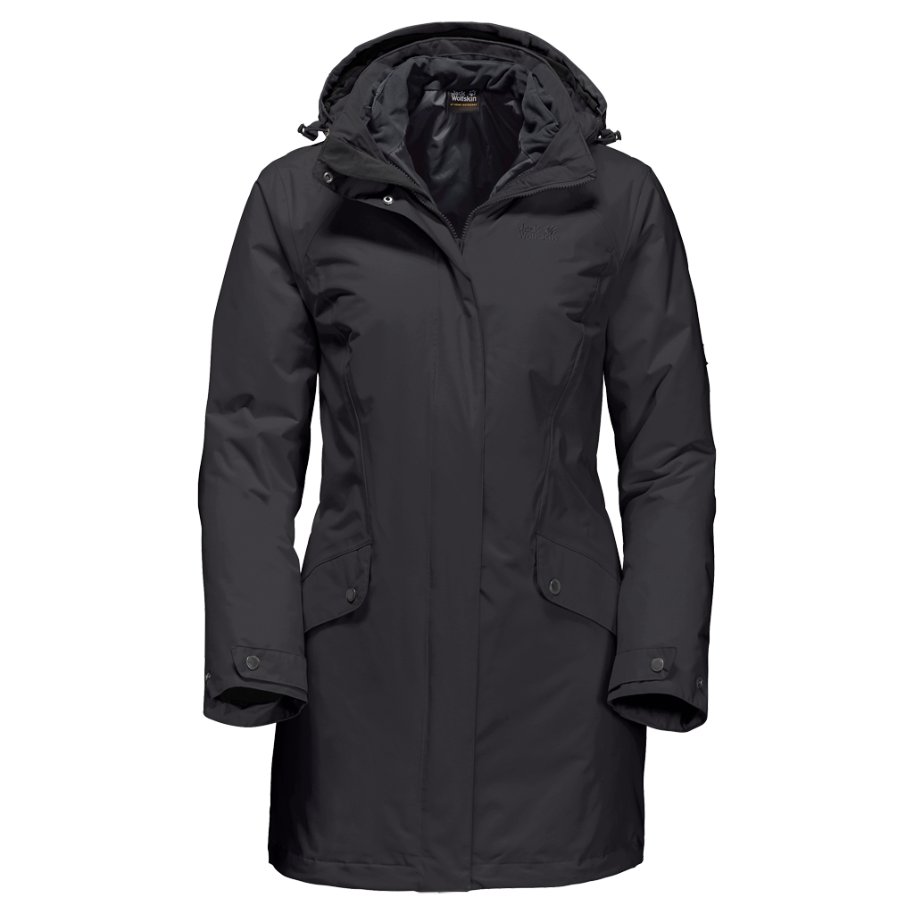 Jack Wolfskin Salisbury Plains phantom-30