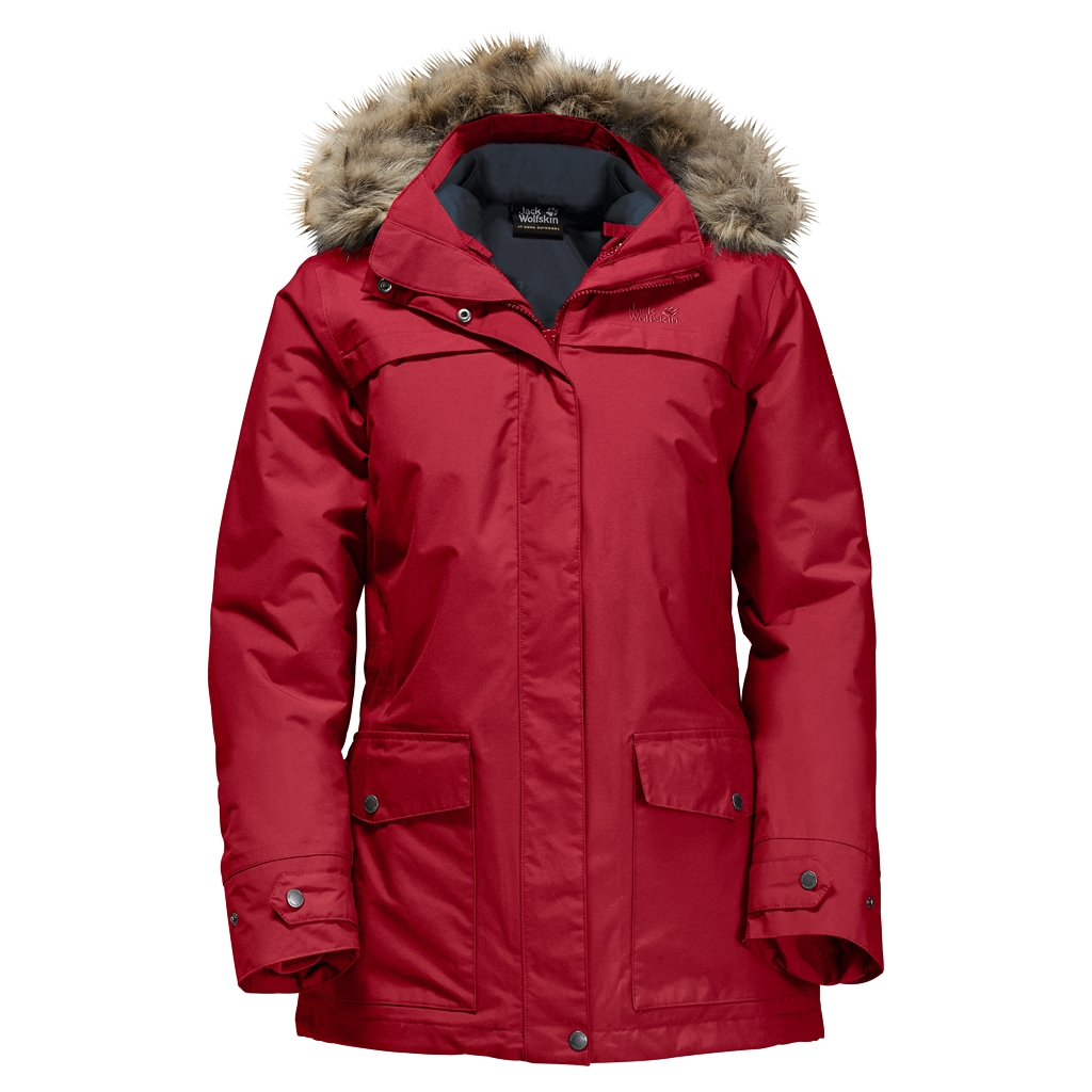 Jack Wolfskin Rocky Shore indian red-30