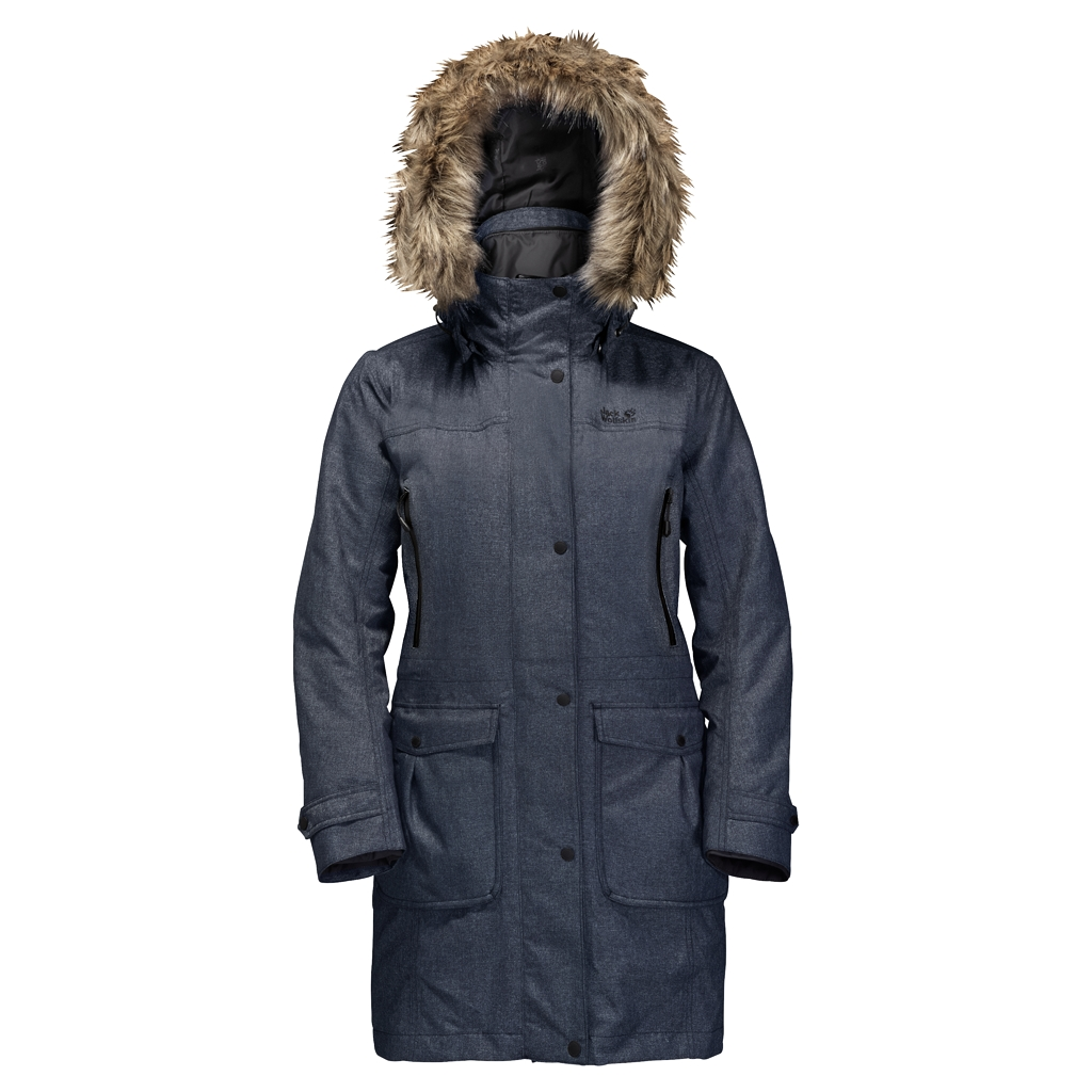 Jack Wolfskin Majestic Peaks night blue-30