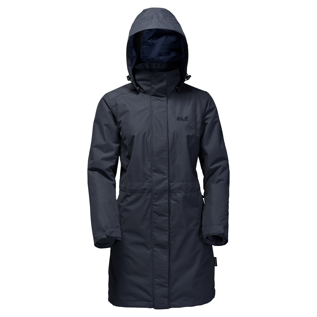 Jack Wolfskin Ottawa Coat night blue-30