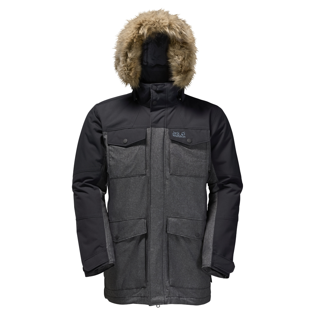 Jack Wolfskin Granite Cliff black-30