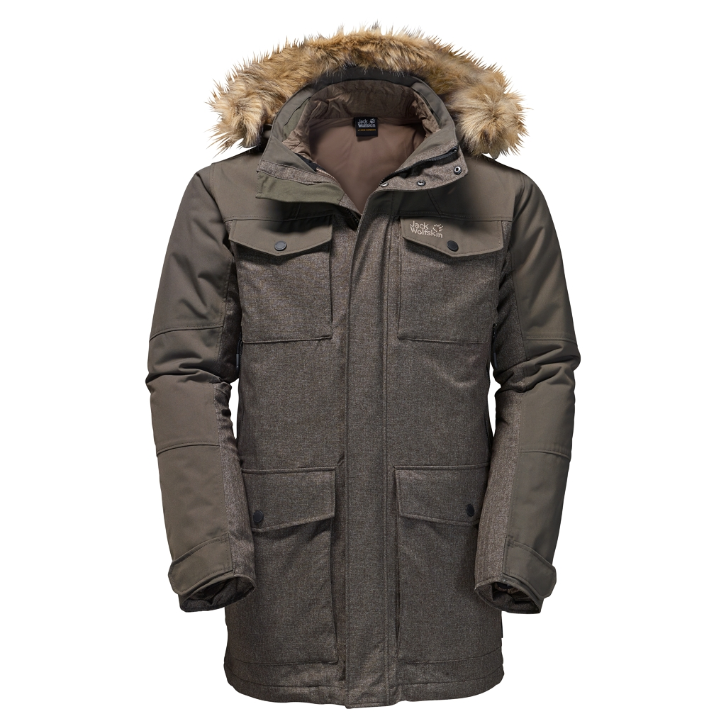Jack Wolfskin Granite Cliff olive brown-30