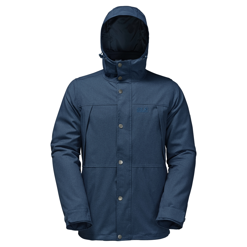 Jack Wolfskin Harbour Bay dark sky-30