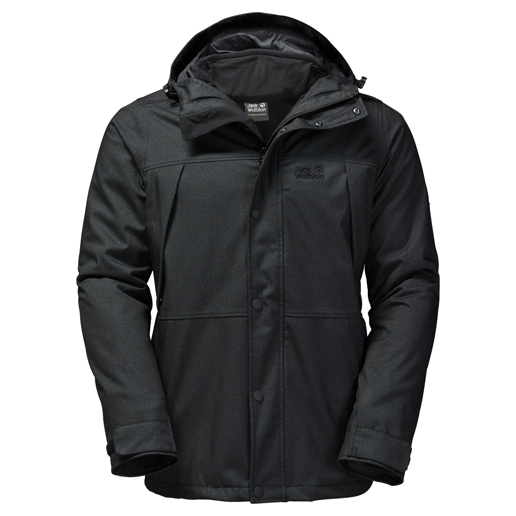 Jack Wolfskin Harbour Bay black-30