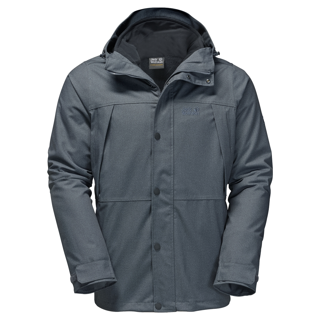 Jack Wolfskin Harbour Bay dark iron-30