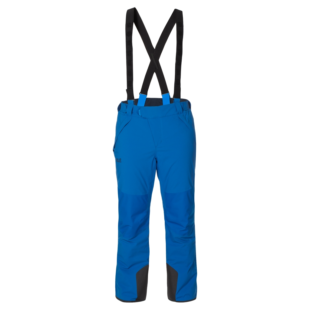 Jack Wolfskin Icy Storm Pants Men azure blue-30