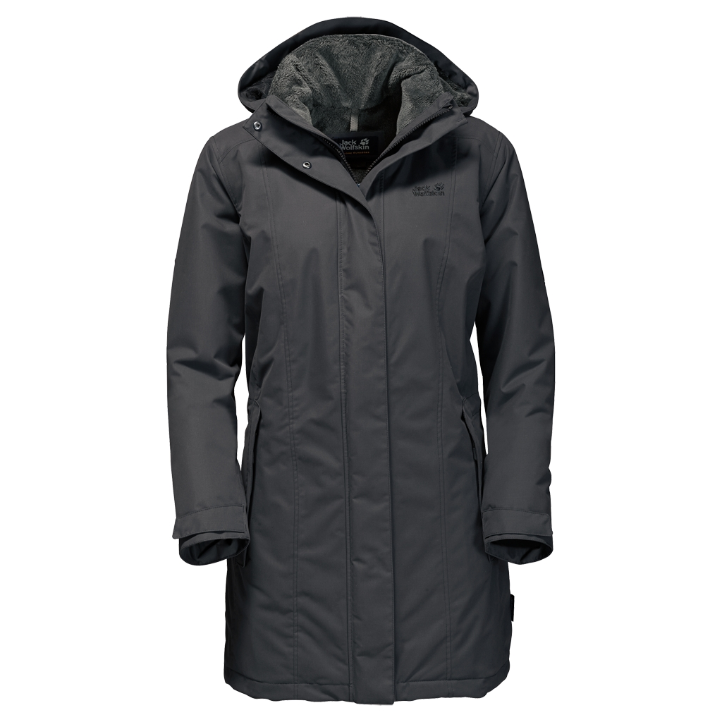 Jack Wolfskin Madison Avenue Coat phantom-30