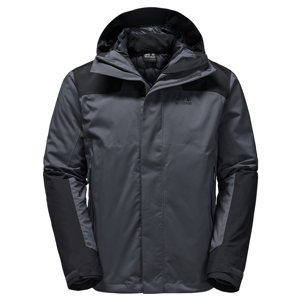 Jack Wolfskin Altiplano Men ebony-30
