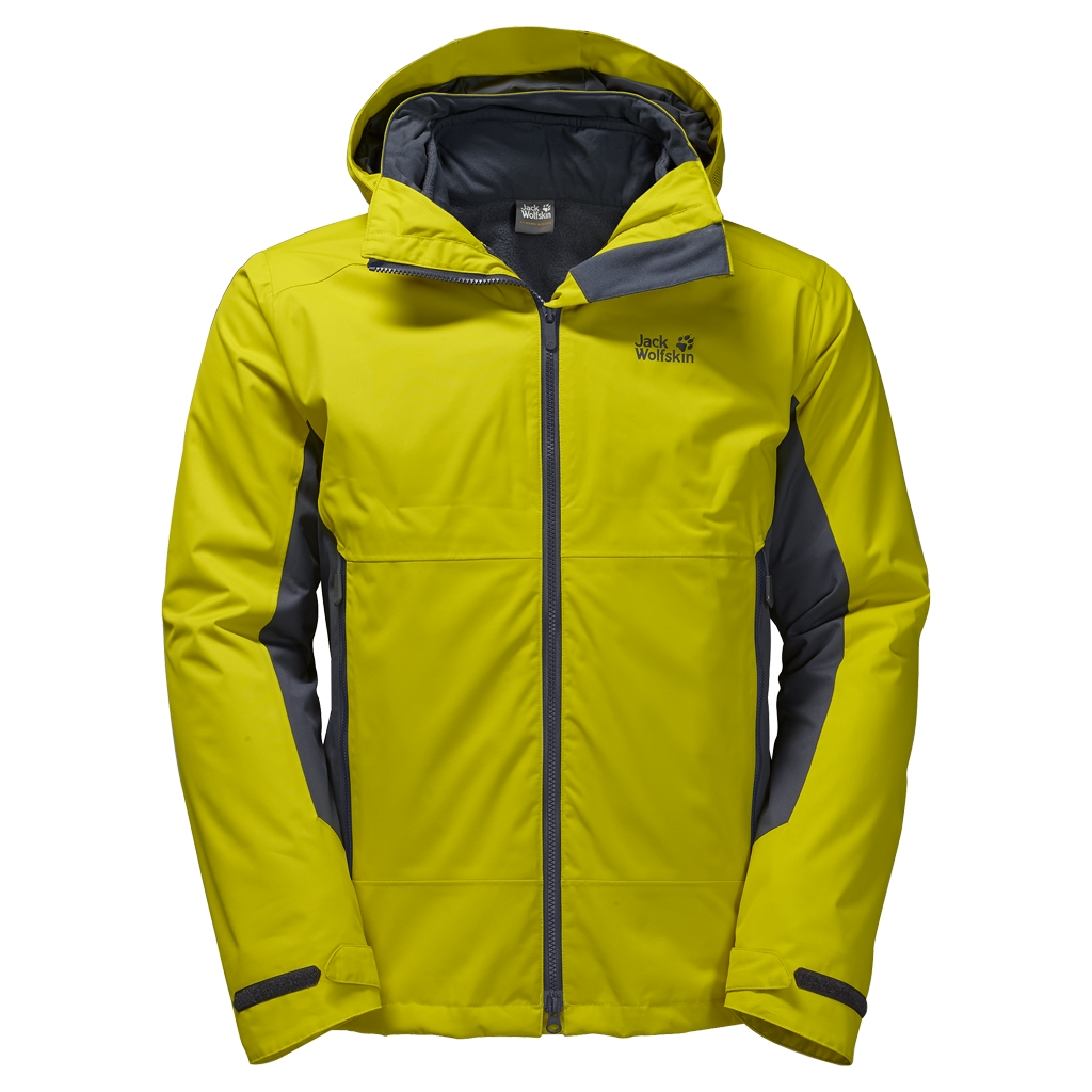 Jack Wolfskin Scott Base Jacket wild lime-30