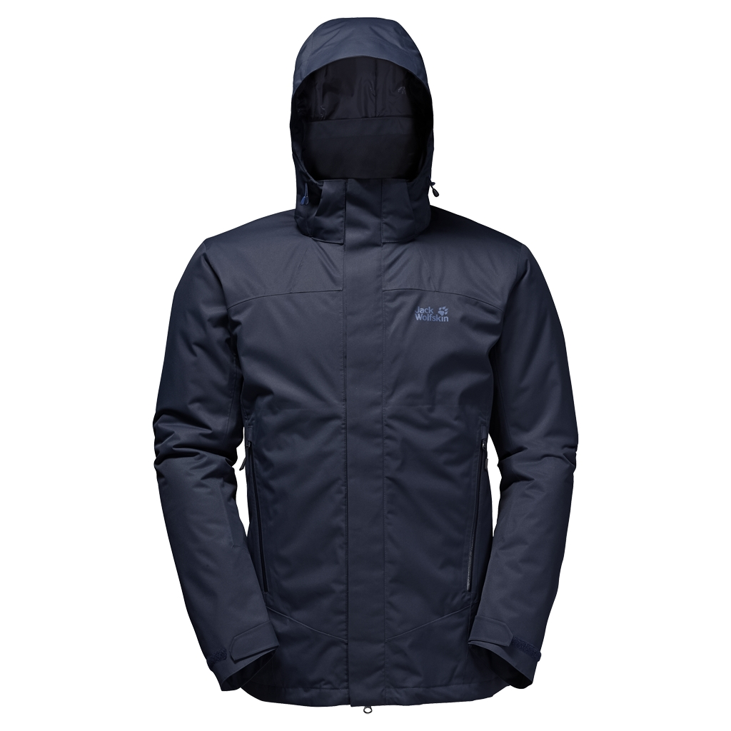 Jack Wolfskin Northern Edge Men night blue-30
